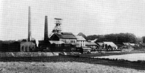 Zeche Vereinigte Trappe um 1926